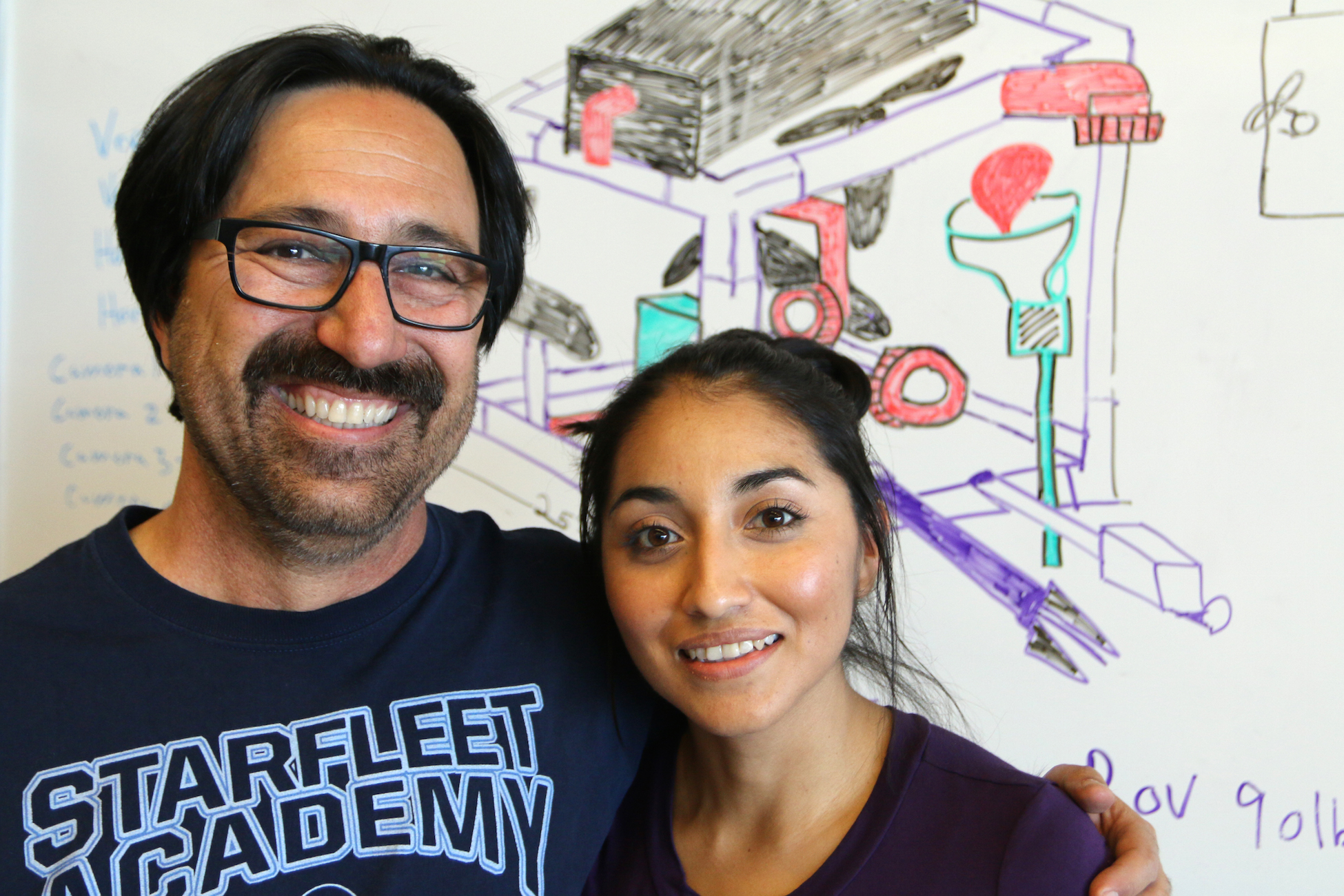 Fredi And Angelica Dream Big Engineering Our World