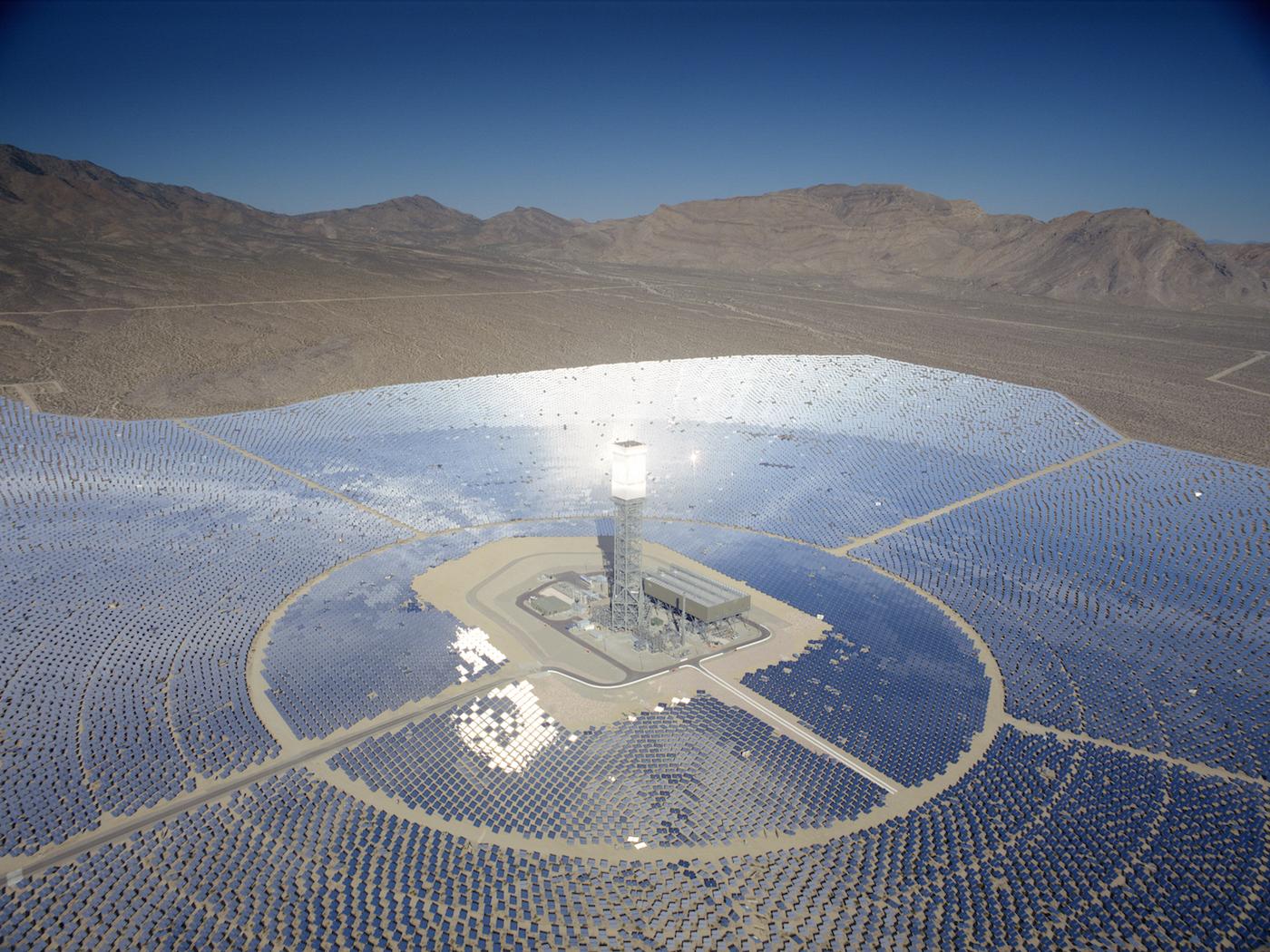 IVANPAH SOLAR ELECTRIC GENERATING SYSTEM – Dream Big ...